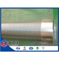 Welded Wedge Wire Screen mesh