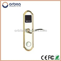 good stainless steel panel electronic rf hotel lock