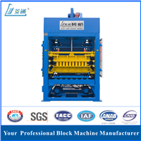 QT8-15 interlocking paver block brick making for sale in india