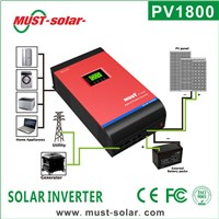 <Must Solar> PV1800 series 2-5kva off grid Solar Inverter with MPPT solar charge controller