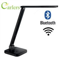 Bluetooth Music Player Smart LED Table Lamp with Memory of Previous Brightness