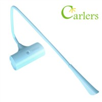 Flexible Gooseneck Arms LED Book Light with 3-level Gradual Dimming