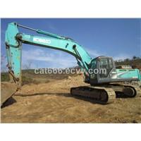 Used Kobelco Excavator (SK350LC-8)