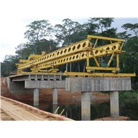 HZQ25/30 beam launcher for bridge construction
