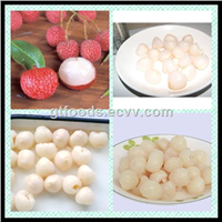 Good quality Canned lychee in light syrup