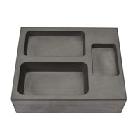 cavity mold for gold sintering