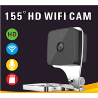 155 HD Security Camera System Wireless IP Video Camera Hidden Cam