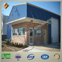 steel structure office building
