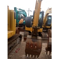 Used Komatsu PC55MR Excavators