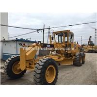 Used CAT Motor Grader 140H ,Second Hand CAT Motor Grader 140H