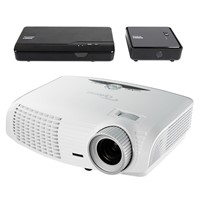 HD25-LV-WHD 1080p 3D DLP Home Theater Projector