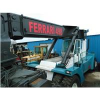 Used Reach Stacker FERRARI F498