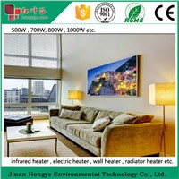hot sale carbon crystal infrared heater panel electric room heater