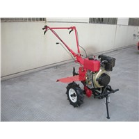 186F 9hp diesel mini power tiller for cultivator