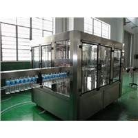 Bottled Mineral Water Filling & Packing Line