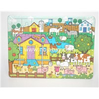 Farm educa games,farm animal home jigsaw puzzle games