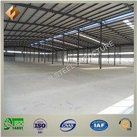 High Quality and Low Cost Prefab Steel Metal Warehouse