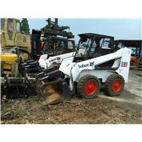 Used Bobcat Compact Skid Steer Loader S185