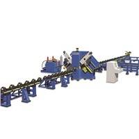 CNC Drilling and Marking Machine for Angle Bars