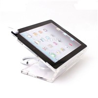 Charging Alarm Display Stand for Tablet PC,IPAD security display stand