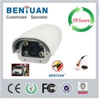 High Sensitivity CMOS Sensor 1080P 2.1Megapixels License Plate Recognition Camera