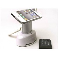 Stand Alone cellphone self-alarm display stand,anti-theft display stand