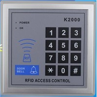 Standalone Password Keypad Access Control System K2000