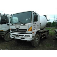 Used Cement tanker Hino FM2PKU