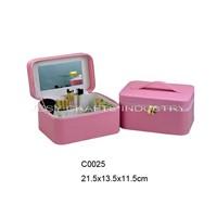 Zipper cosmetic case(C0025)