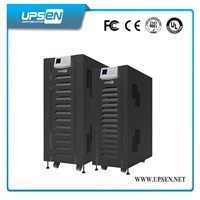 380V LCD Online Low Frequency UPS 30kVA 24kw for Financial