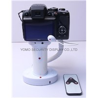 Camera Security Display Stand with Alarm Feature,alarmed camera display stand