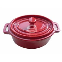 Cast iron pot for kitchen