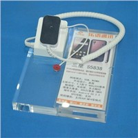 Cellular Phone Display Alarm Stand,Interactive Display Stand For Mobile Phone