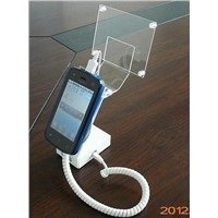 Mobile Phone Alarm Display Stand with Price Tag,Mobile Phone Security Display Stand