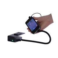 Wall Mounted Mobile Phone Security Display Holder,Wall mounted Secure Merchandise Displays