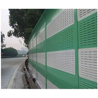 railway sound proof acoustic barrier