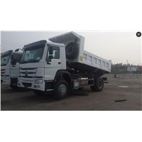 China Supplier Sinotruk Howo Tipper Truck 4x2;High Quality Dump Truck New 4x2 360ph Tipper Truck