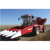 Corn combine harvester machine CE approve