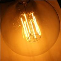 E27 E26 G22 G40 g125 LED Filament Bulb Lamp Light 110V 220V