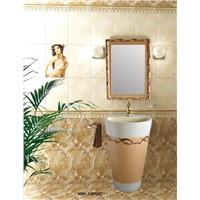 Arab Style Resin Bathroom Wash Hand Sink