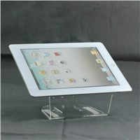 Tablet PC Security Display Holder,Acrylic Security Display stand for IPAD