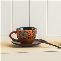 Hand-painted Ceramic Coffee Sets