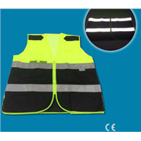 Custom Reflective Cycling Vests