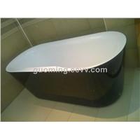 Free standing Mordern Acrylic Bathtub