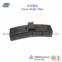 High Friction Locomotive Brake Shoe