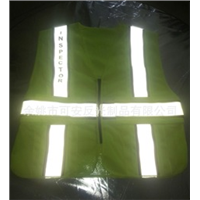 High Visibility Reflective Cycling Safety Vests