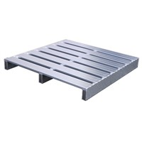 Light weight metal aluminum pallet better than other pallet