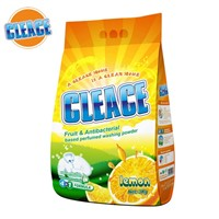 CLEACE washing powder 3kg lemon fruit