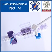 Disposable invasive blood pressure transducer
