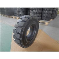 Forklift solid tire 600x9,700x9,700x12,TOPOWER brand first class tyre
